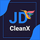 JD CleanX - Best Cleaning Company Joomla template