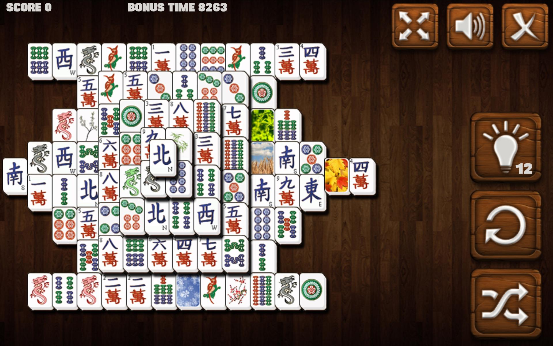 Mahjong html5  Mahjongcom