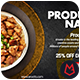Restaurant Food Menu Promo - VideoHive Item for Sale