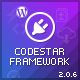 Codestar Framework - A Simple and Lightweight WordPress Option Framework for Themes and Plugins