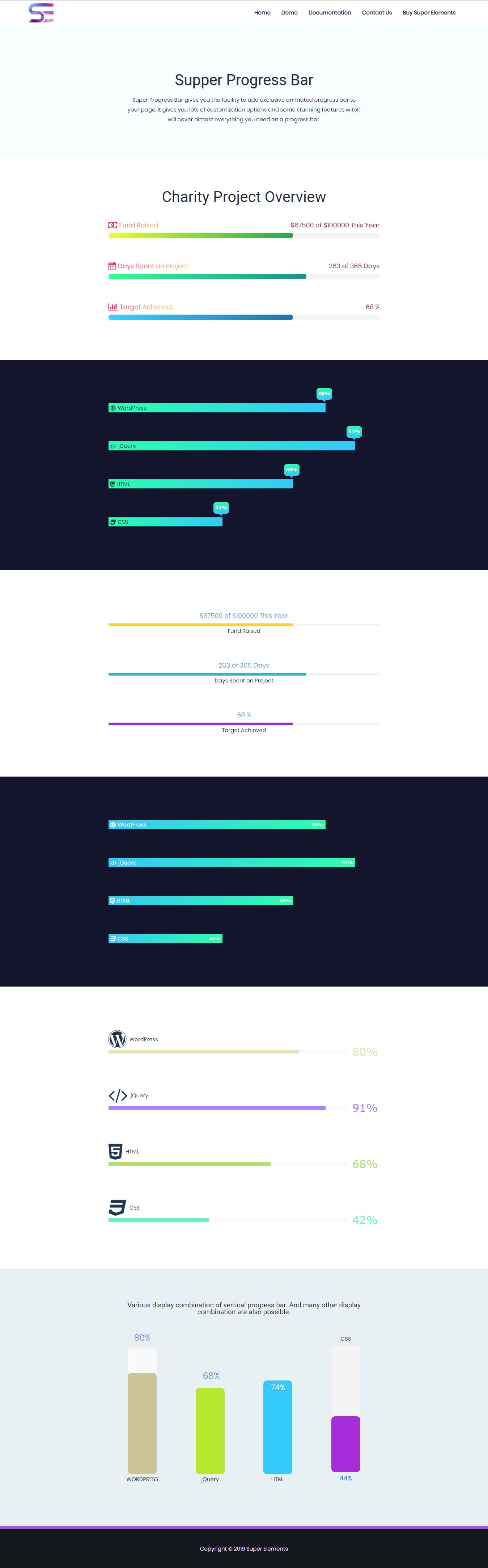 Super Elements - Addons for Elementor
