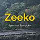 Zeeko Premium Google Slide Template - GraphicRiver Item for Sale