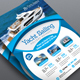 Yacht Sailing Flyer Templates - GraphicRiver Item for Sale