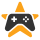 Game Star Logo - GraphicRiver Item for Sale