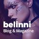 Belinni - Multi-Concept Blog / Magazine WordPress Theme - ThemeForest Item for Sale
