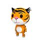 Rigged Little Tiger - 3DOcean Item for Sale