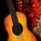Latin Spanish Guitar Bachata