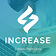 Increase System Pitch Deck Powerpoint Template - GraphicRiver Item for Sale