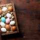 Hen and quail eggs - PhotoDune Item for Sale