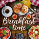 Breakfast Time Flyer Template - GraphicRiver Item for Sale