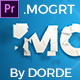 Short Elegant Title Reveal (Mogrt) - VideoHive Item for Sale