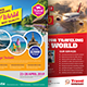 Holiday Travel Flyers Bundle - GraphicRiver Item for Sale