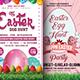Easter Egg Hunt Flyers Bundle - GraphicRiver Item for Sale