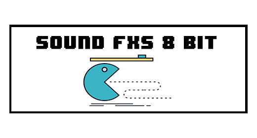 Sound FXs 8 Bit