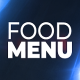 Food Menu Presentation - VideoHive Item for Sale