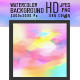 HD Watercolor Background - GraphicRiver Item for Sale