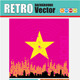Vector Abstract Retro Background Designs - GraphicRiver Item for Sale