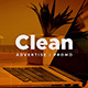Clean Advertise Promo - VideoHive Item for Sale