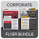 Corporate Flyer Bundle 07 - GraphicRiver Item for Sale