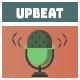 Upbeat Percussive Energetic