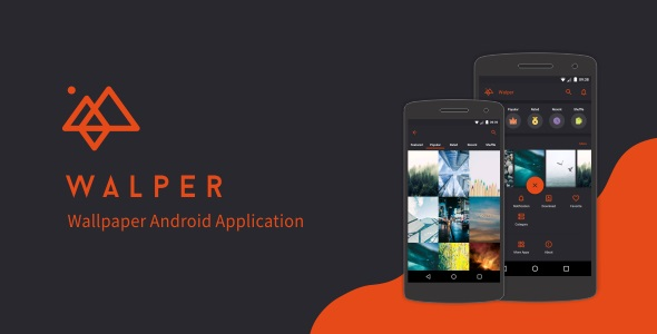 Wallpaper Android Application