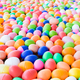 Plastic easter eggs toy for children - PhotoDune Item for Sale