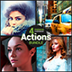 4 Premium Photoshop Actions Bundle - March19 #2 - GraphicRiver Item for Sale