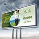 Golf Tournament Billboard - GraphicRiver Item for Sale
