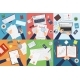 Workplace Top View Businessman Professional - GraphicRiver Item for Sale
