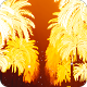Light Palms Tunnel Alley Loop - VideoHive Item for Sale