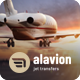 Alavion - Private Jet Charters WordPress Theme - ThemeForest Item for Sale