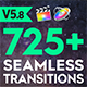 FCPX 725+ Transitions and Sound FX - VideoHive Item for Sale
