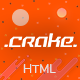 Crake - Creative Multi-Concept + Multi-Page Software and App Landing Template - ThemeForest Item for Sale