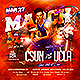March Madness Basketball Sports Flyer - GraphicRiver Item for Sale
