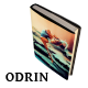 Odrin - Book Selling WordPress Theme for Writers and Authors - ThemeForest Item for Sale