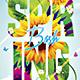 Spring Bash and Summer Bash - GraphicRiver Item for Sale