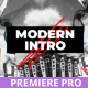 Modern Energetic Intro for Premiere - VideoHive Item for Sale
