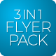 3 in 1 Flyer Pack - GraphicRiver Item for Sale