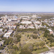 Aerial 360 degree seamless panorama of downtown Savannah, Georgi - PhotoDune Item for Sale