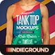 Men Tank Top Mockups - GraphicRiver Item for Sale