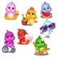 Set of Multicolored Chicks - GraphicRiver Item for Sale