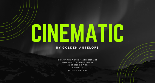 Cinematic by GoldenAntelope