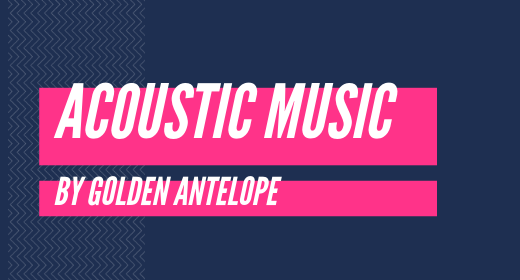 Acoustic by GoldenAntelope