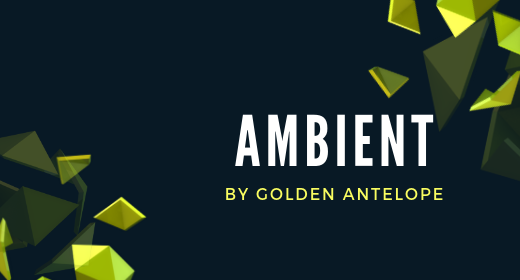 Ambient by GoldenAntelope