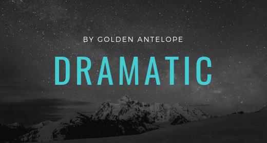 Dramatic by GoldenAntelope