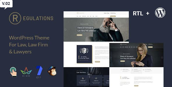 Regulations – Lawyers Attorneys and Law Firm WordPress Theme