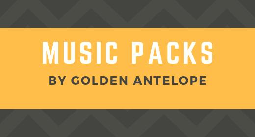 Music Packs by Golden Antelope