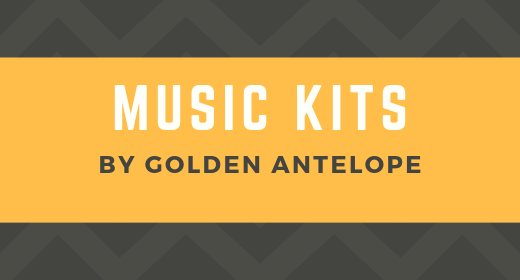 Music Kits by Golden Antelope