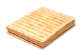 Baked puff pastry dough sheets - PhotoDune Item for Sale