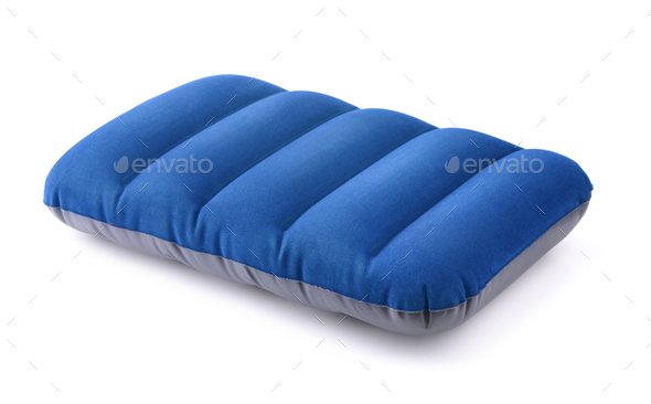Inflatable pillow - Stock Photo - Images